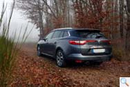 Mégane IV Estate